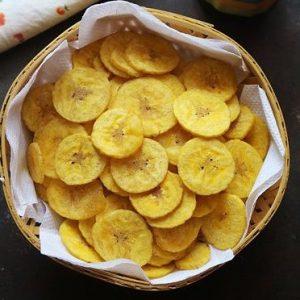Banana Chips (Yellow)
